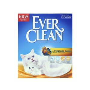 EVER CLEAN LITTERFREE PAWS - 10 LITER