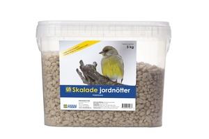 SKALADE JORDNÖTTER 5 KG