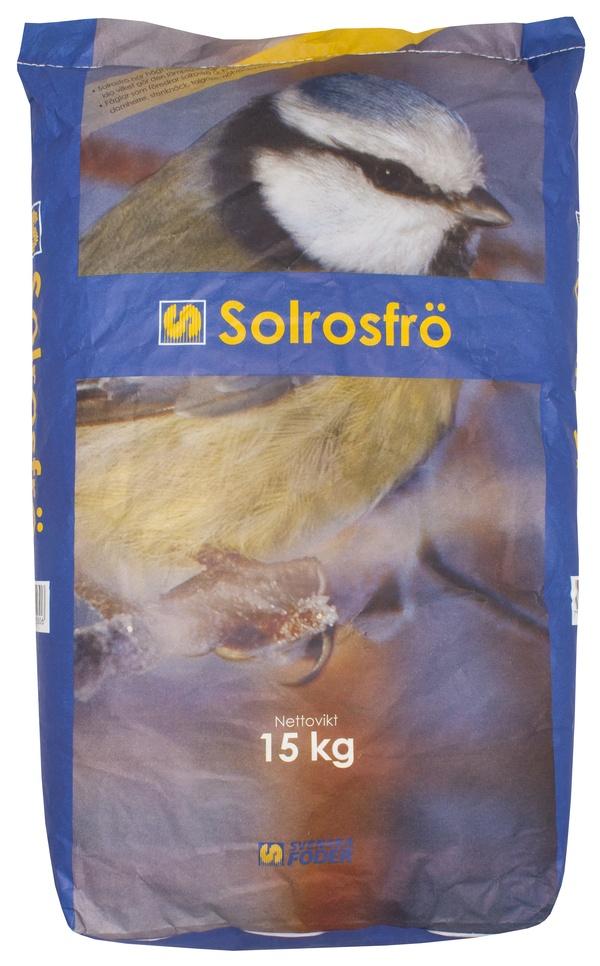 SOLROSFRÖ - 15 KG