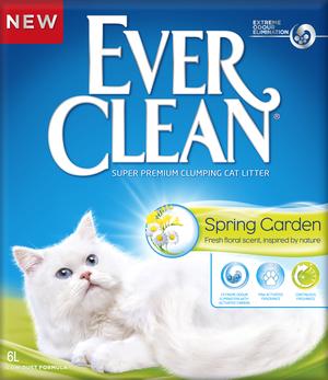 EVER CLEAN SPRING GARDEN - 6 LITER