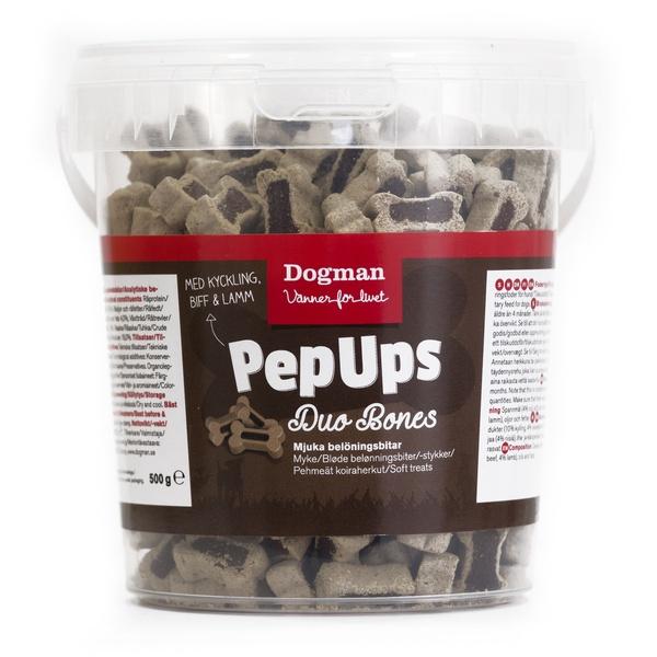 PEP UPS DUO BONES 3 SMAKER