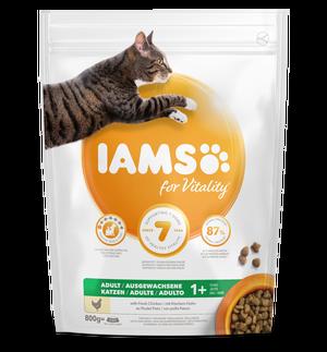 IAMS CAT ADULT CHICKEN - 800 G