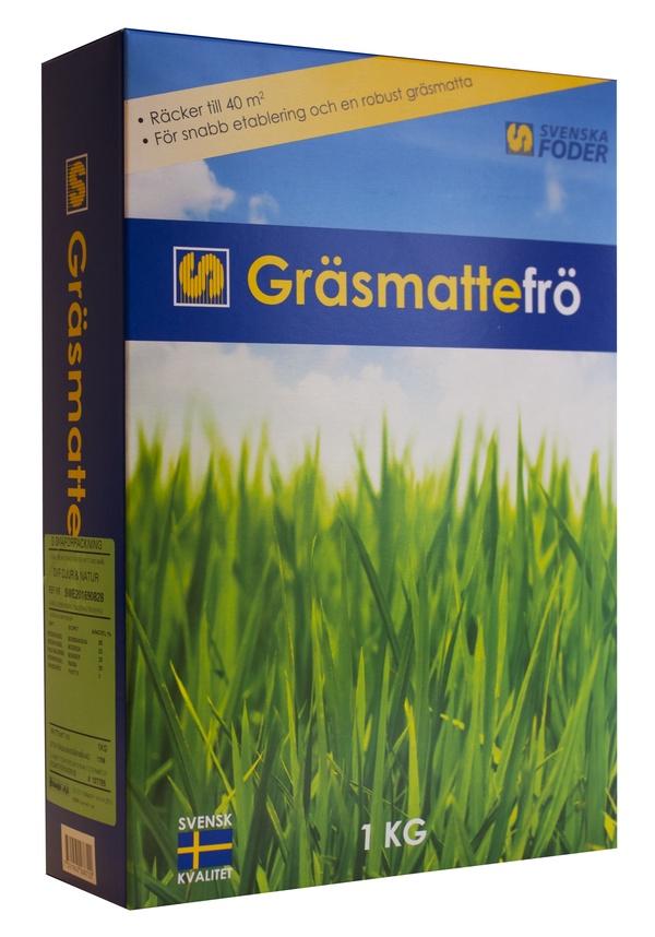 SVENSKA FODER GRÄSMATTEFRÖ - 1 KG