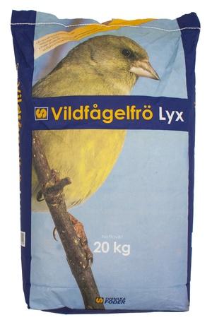 VILDFÅGELFRÖ LYX - 20 KG