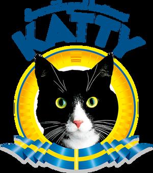 Logotyp för KATTY
