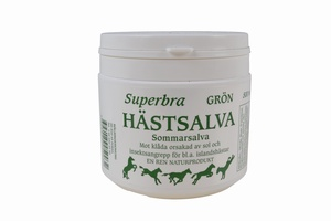 SUPERBRA SOMMARSALVA FÖR HÄST - 500 ML