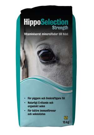 HIPPOSELECTION STRENGTH - 15 KG