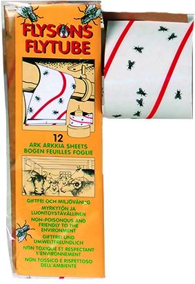 FLUGFÄLLAN FLY TUBE 12-PACK