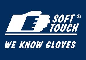 Logotyp för Soft Touch