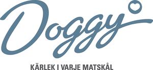 Logotyp för Doggy