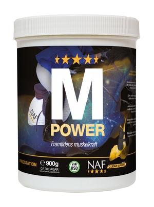 NAF M POWER PULVER 900 G