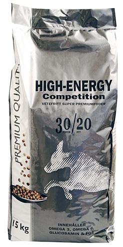 CARRIER HIGH ENERGY COMPETITION 15 KG
