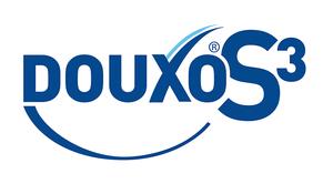 Logotyp för Douxo