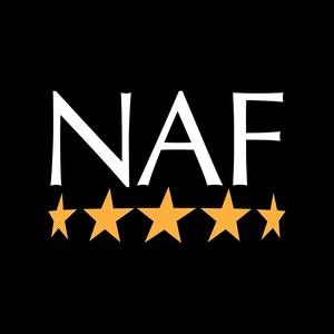 Logotyp för NAF