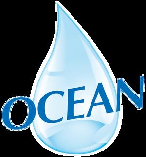 Logotyp för OCEAN