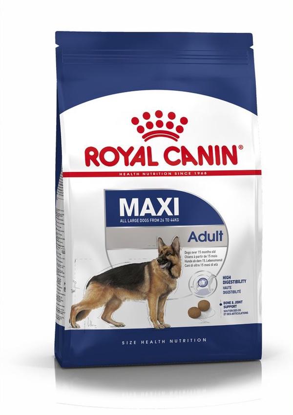 ROYAL CANIN MAXI ADULT - 15 KG