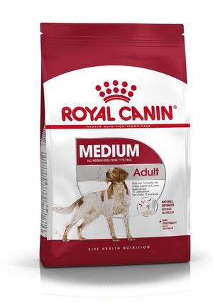 ROYAL CANIN MEDIUM ADULT - 15 KG