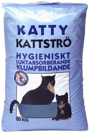 KATTY KATTSTRÖ 20 KG