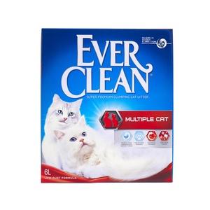 EVER CLEAN MULTIPLE CAT - 6 LITER