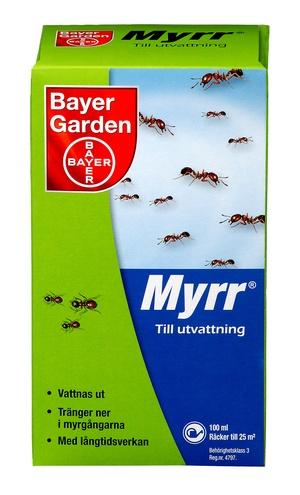 MYRR TILL UTVATTNING 100 ML