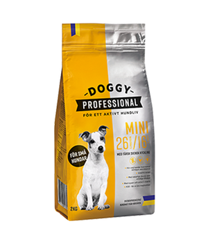 DOGGY PROFESSIONAL MINI 2 KG