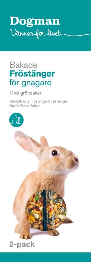 FRÖSTÄNGER MED GRÖNSAKER 2-PACK