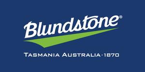 Logotyp för Blundstone