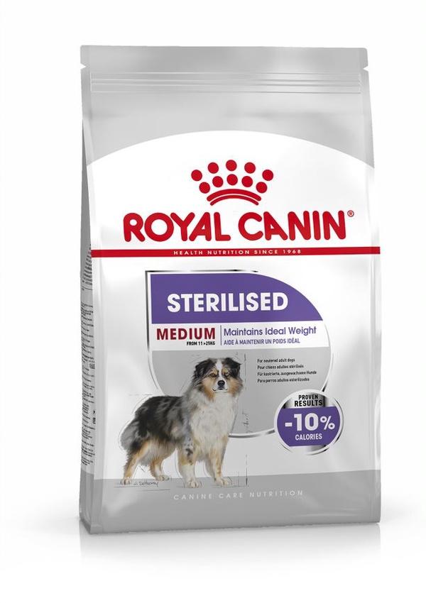 ROYAL CANIN STERILISED ADULT MEDIUM 3 KG