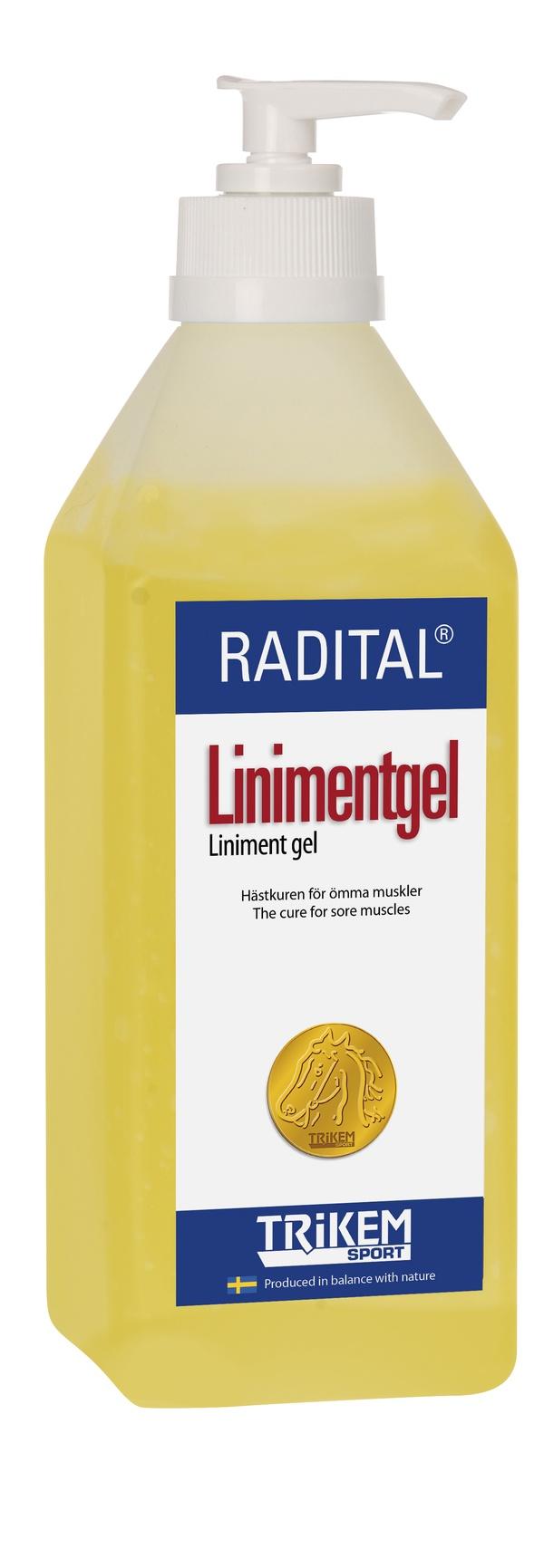 TRIKEM LINIMENTGEL - 600 ML