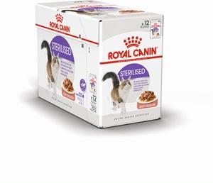 ROYAL CANIN WET STERILISED GRAVY 12X85 G