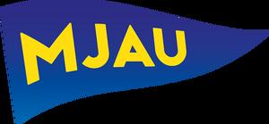 Logotyp för MJAU