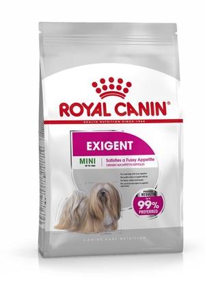 ROYAL CANIN EXIGENT MINI 3 KG
