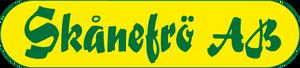 Logotyp för Skånefrö