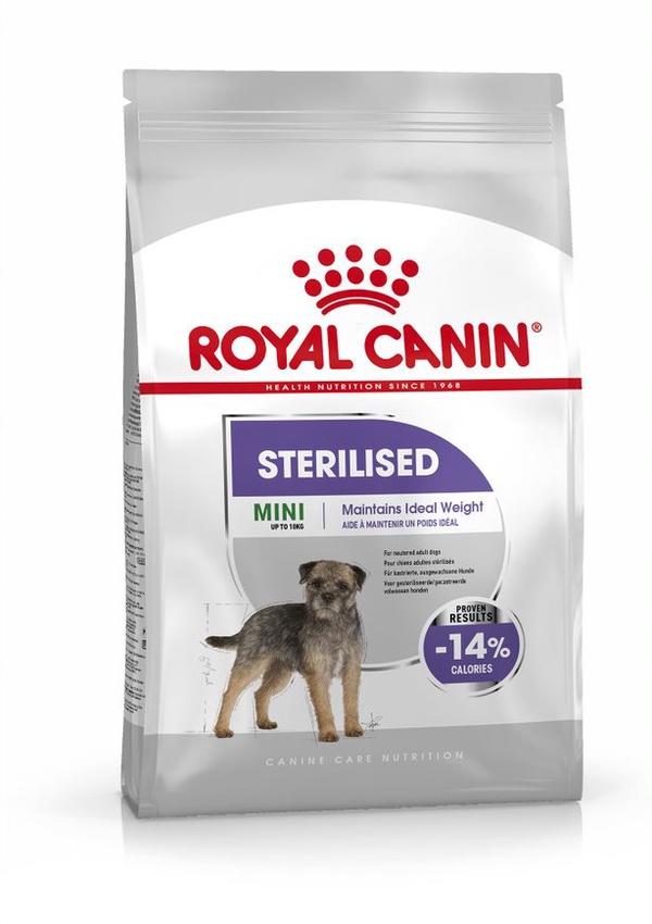 ROYAL CANIN STERILISED ADULT MINI 3 KG