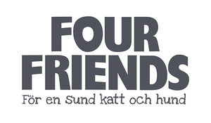 Logotyp för FOURFRIENDS