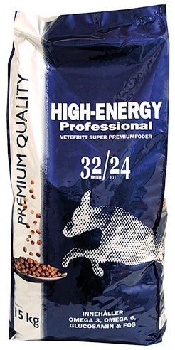 HIGH ENERGY PROFESSIONAL - 15 KG