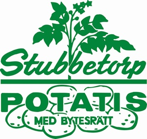 Logotyp för Stubbetorp Potatis