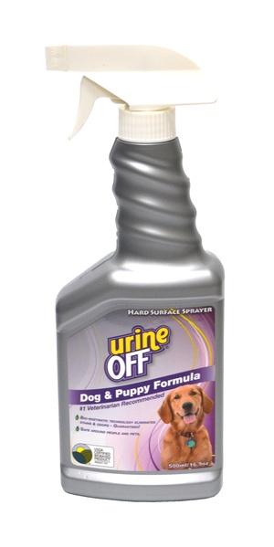 URINE OFF DOG SPRAY 500ML