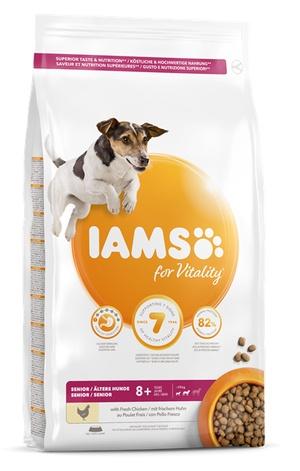 IAMS DOG SENIOR SMALL & MEDIUM