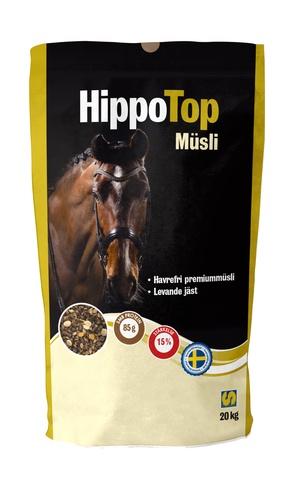HIPPOTOP MÜSLI 20 KG