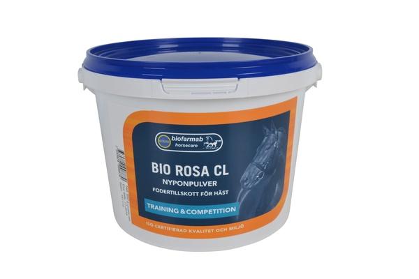 NYPONPULVER BIO ROSA 650 G