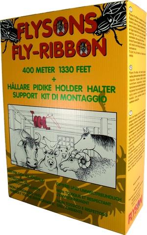 FLY RIBBON MED MONTERINGSSATS 400 M