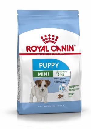 ROYAL CANIN MINI PUPPY - 4 KG
