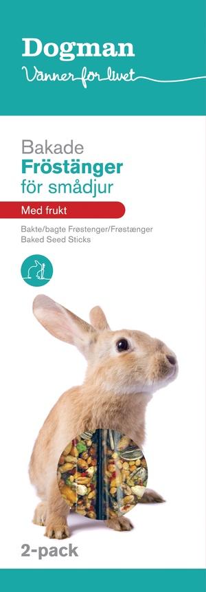 FRÖSTÄNGER MED FRUKT 2-PACK