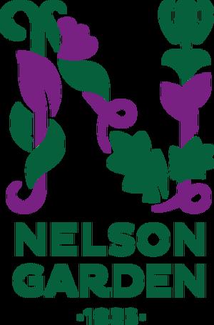 Logotyp för NELSON GARDEN