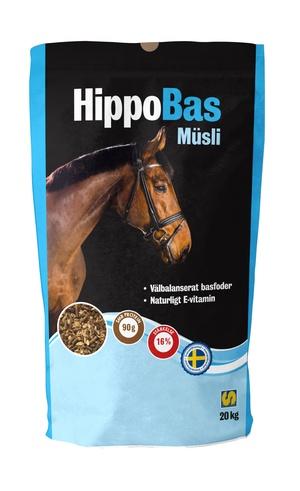 HIPPOBAS MÜSLI 20 KG