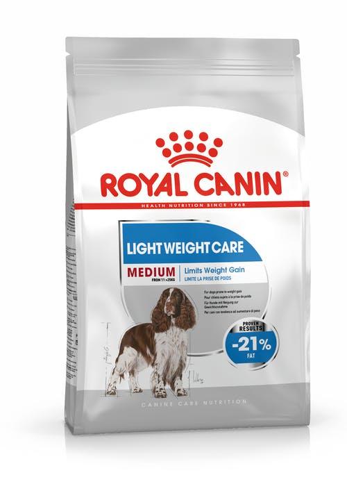 ROYAL CANIN LIGHT WEIGHT CARE MEDIUM - 10 KG