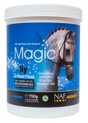 NAF MAGIC PULVER 750 G