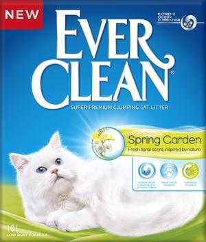 EVER CLEAN SPRING GARDEN - 10 LITER
