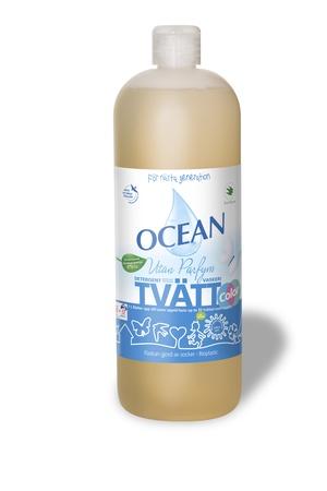 OCEAN FLYTANDE TVÄTTMEDEL - 1 LITER, OPARFYMERAD